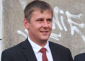 Tomáš Petříček, photo: Martina Schneibergová