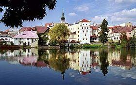 Jindřichův Hradec (Foto: CzechTourism)
