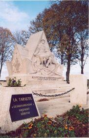 Le cimetière de la Targette, Neuville-Saint-Vaast, photo: Archives de Jean-Philippe Namont