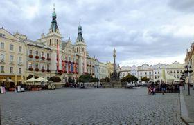 Pardubice, photo: Vojtěch Dočkal, CC BY-SA 4.0