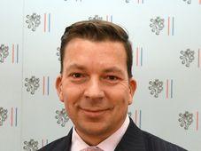 Miloslav Stašek (Foto: Archiv des tschechischen Außenministeriums)