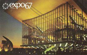 Павильон СССР на международной выставке EXPO 67, Фото: официальный фейсбук выставки Expo в ЧР