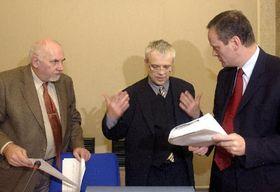 Negociaciones con la Coalición, Foto: CTK