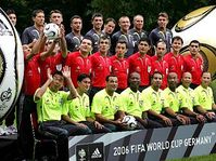 The referees of the World Cup 2006, photo: CTK