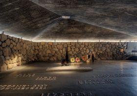 Gedenkstätte Yad Vashem (Foto: Berthold Werner, Wikimedia Commons, CC BY-SA 3.0)