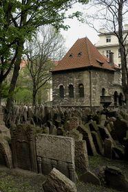 El viejo Cementerio Judío de Praga, foto: © City of Prague