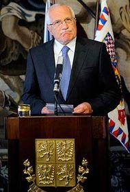 Václav Klaus, foto: CTK