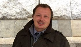 Mikuláš Kroupa, foto: Kateřina Ayzpurvit