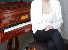 Вивиана Софроницкая (Фото: Архив В.С.)