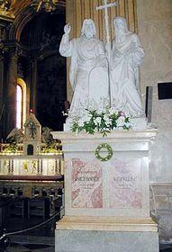 San Cirilo y San Metodio (Foto: autora)