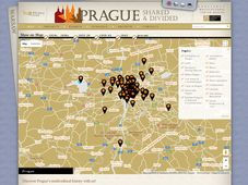 Prague Shared and Divided