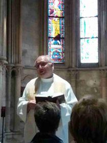 Священник Станислав Гура, фото: Лорета Вашкова