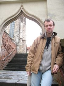 Martin Reiner, photo: David Vaughan