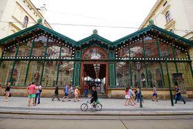 Masaryk railway station, photo: Sophie Eberhardt