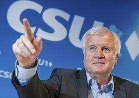 Horst Seehofer (Foto: ČTK / Peter Kneffel/dpa via AP)