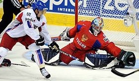 Czech Republic - Russia, photo: CTK