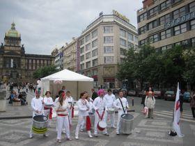 Мероприятия по освещению проблем ВИЧ проходят в Праге ежегодно. Фото: Мартин Котек, Чешское Радио - Радио Прага