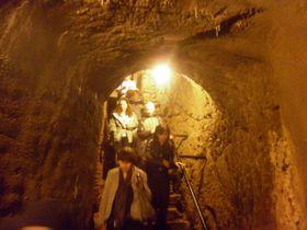 Le labyrinthe souterrain de Jihlava, photo: Archives de Radio Prague