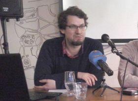 Jan Vobořil, photo: Markéta Kachlíková