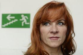 Jana Nečasová, photo: CTK