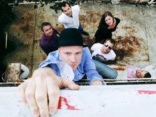 Eliščin Band, photo: Alžběta Jungrová / Site officiel de Jan Budař