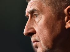 Andrej Babiš, photo: Filip Jandourek / Czech Radio