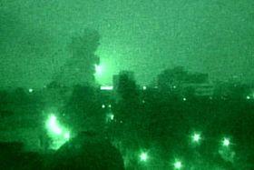 Bagdad, la noche pasada, foto: CTK