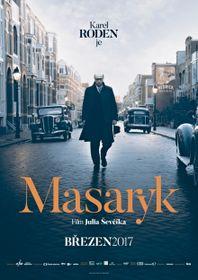 Плакат фильма «Масарик»