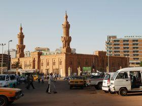 Khartoum, photo: Bertramz, CC BY 3.0