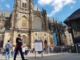 St. Vitus Cathedral, photo: Ondřej Tomšů