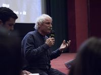 Yann Arthus-Bertrand, photo: Michaela Čejková / One World festival
