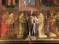 Svatováclavská kaple v chrámu sv. Víta, foto: Barbora Kmentová