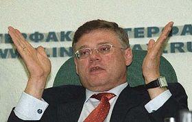 Alexandr Abramov (Foto: CTK)