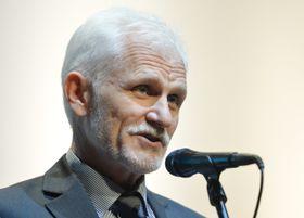 Белорусский диссидент Алесь Беляцкий (Фото: ЧТК)