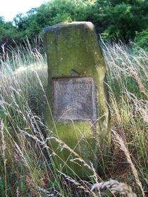 A monument of land reform in Czechoslovakia, photo: ŠJů, Wikimedia CC BY-SA 3.0