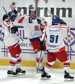«Шведские игры»: Чешские хоккеисты заняли второе место (Фото: ЧТК)