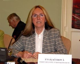 Eva Kacerová (Foto: Elena Horálková)