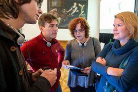 Конференция «История против пропаганды. Отношение к прошлому в современной России», Фото: Архив Института по исследованию тоталитарных режимов