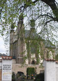 Часовня Всех святых (Фото: Радио Прага)