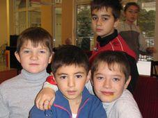 The children from Beslan in Karlovy Vary spa