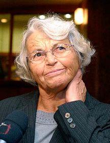Olga Fikotová-Connollyová, foto: ČTK