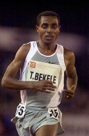 Кенениса Бекеле из Эфиопии (Фото: ЧТК)
