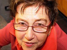 Иржина Шиклова (Фото: Ян Скленарж, Чешское радио)