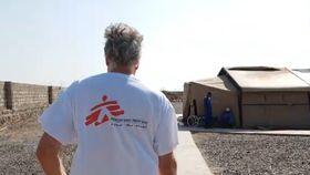 Krankenhaus in Mokka (Foto: YouTube Kanal der Organisation Ärzte ohne Grenzen)