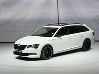 Škoda Superb Combi, photo: CTK