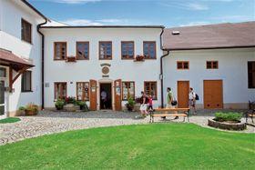 Olomoucké Tvarůžky Museum, photo: A.W. Loštice
