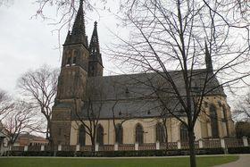 Bazilika svatého Petra aPavla na Vyšehradě, foto: Martina Bílá