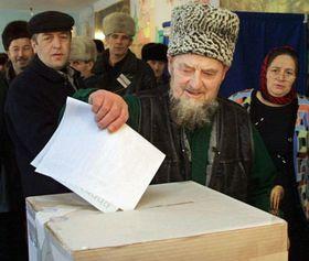 Выборы в Государственную Думу в городе Грозный (Фото: ЧТК)