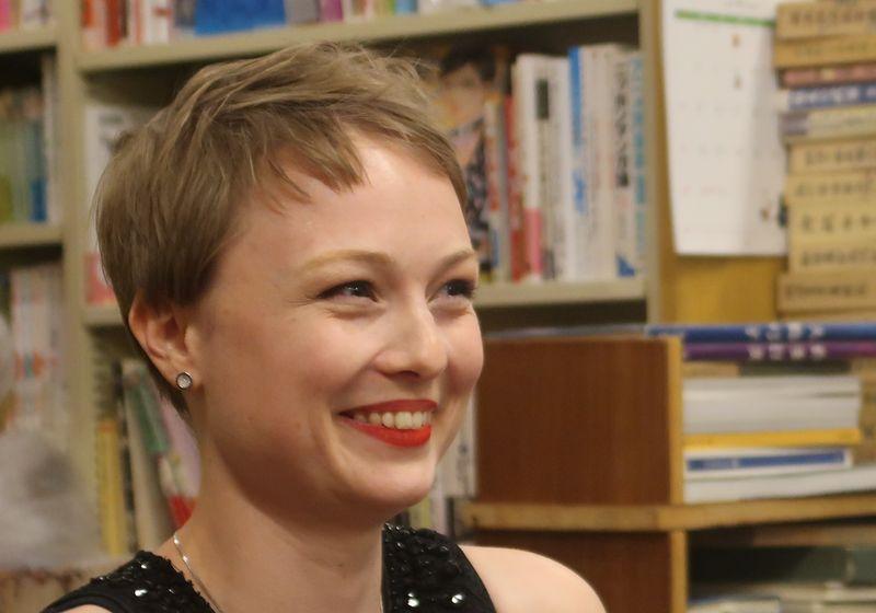 Anna Cima, photo: Centre tchèque de Tokyo