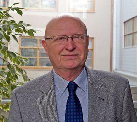 Václav Pačes, photo: Jan Sklenář / Czech Radio